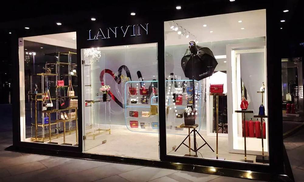 LANVIN 首度在三里屯太古里走秀,摩登市集接下来还有啥好玩的?
