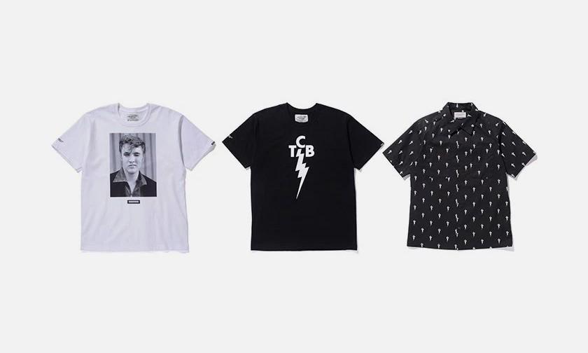 "致敬 ""猫王"",NEIGHBORHOOD 推出 Elvis Presley 主题 T-shirt 系列"