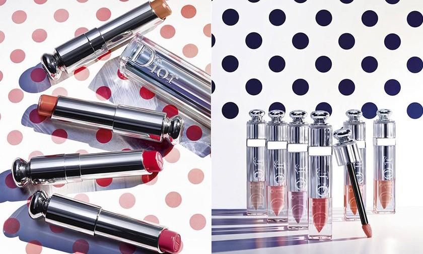 色彩斑斓,Dior 推出 2016 夏季限定彩妆系列