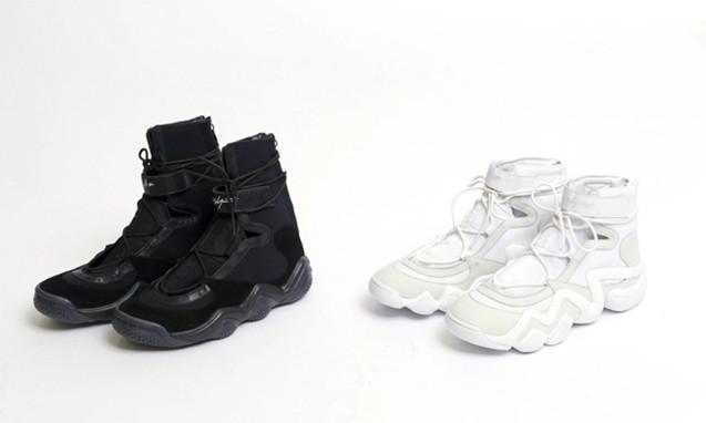 复古篮球鞋之新生,两款 Yohji Yamamoto x  adidas 联名新作现已登场