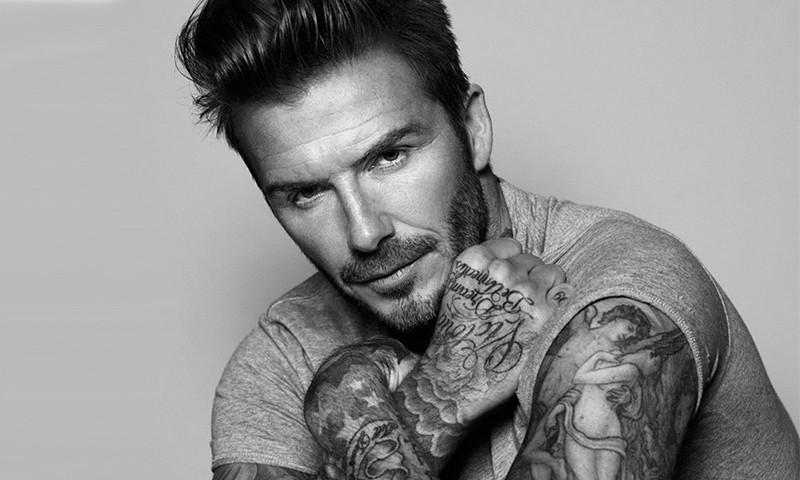 David Beckham 成为 Biotherm Homme 首位全球代言人