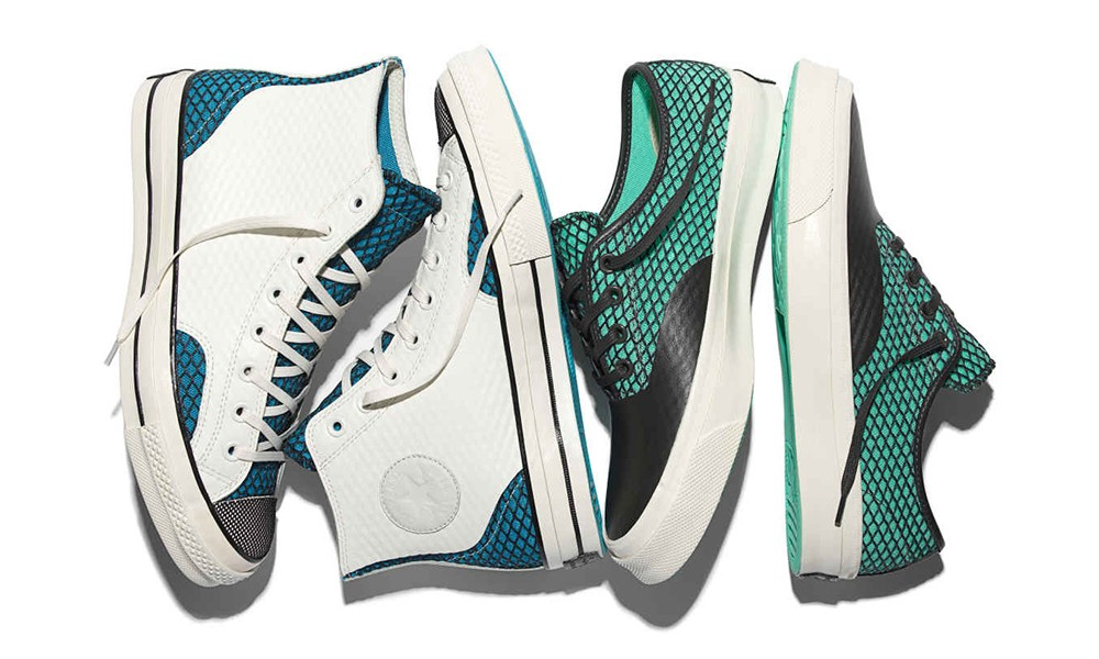 """Converse First String 2016 """"Summer Mesh Collection"""" 系列鞋款释出"""