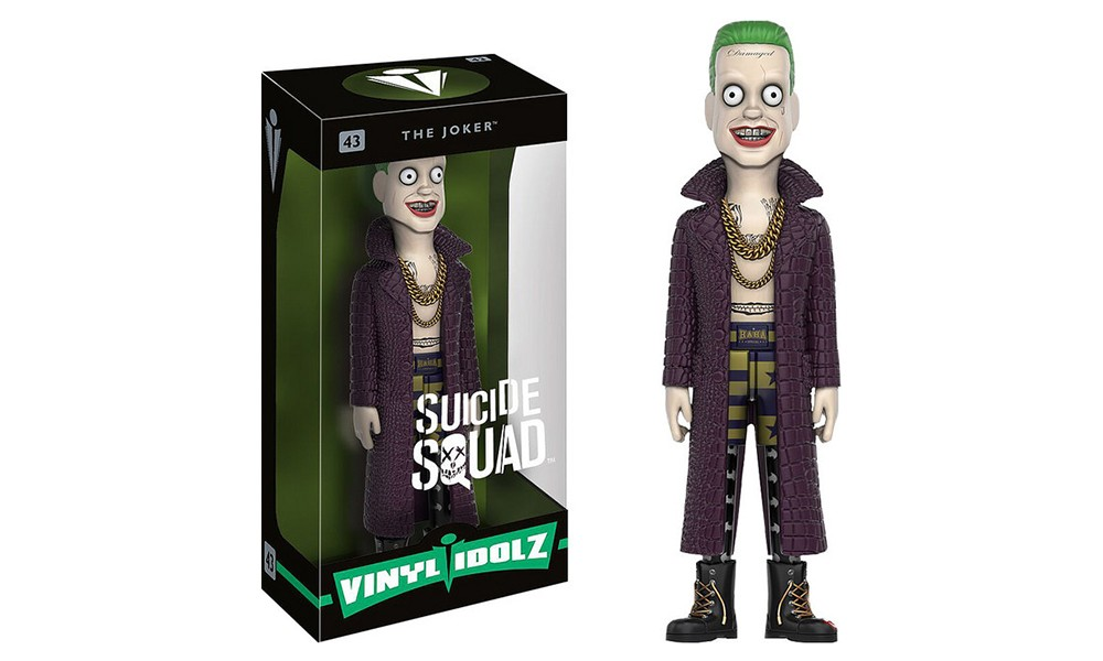 这个小丑玩偶虽然被卡通化了,可还是一样很癫狂