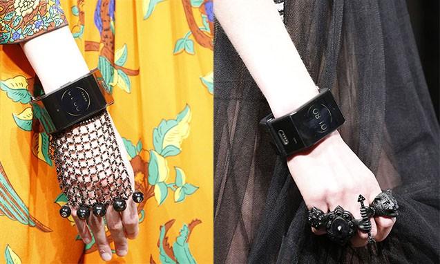 科技与时尚的完美结合,Gucci Smart Watch 闪耀登场