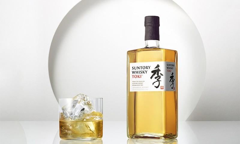 Suntory 推出全新口味 Toki Whisky