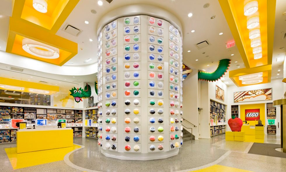 LEGO® 将于香港开设全新旗舰店