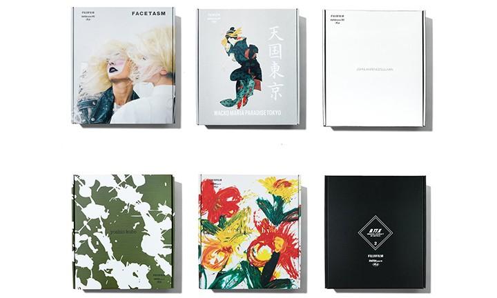 富士 Cheki 与东京六大潮流品牌展开合作企划