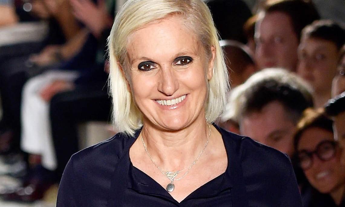 Dior 宣布 Maria Grazia Chiuri 成为新一任艺术总监