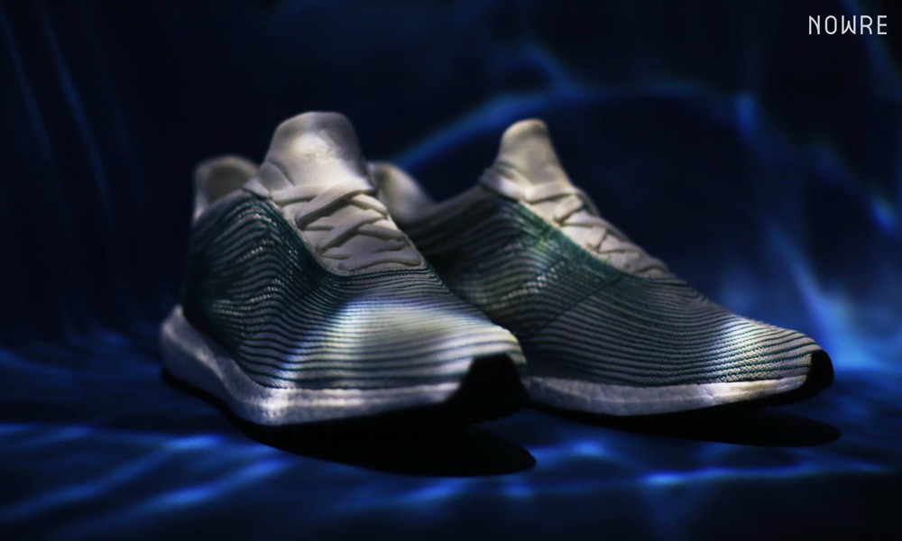 """adidas 从海里""""捞""""回的这鞋子,比其他明星款都更具意义"""