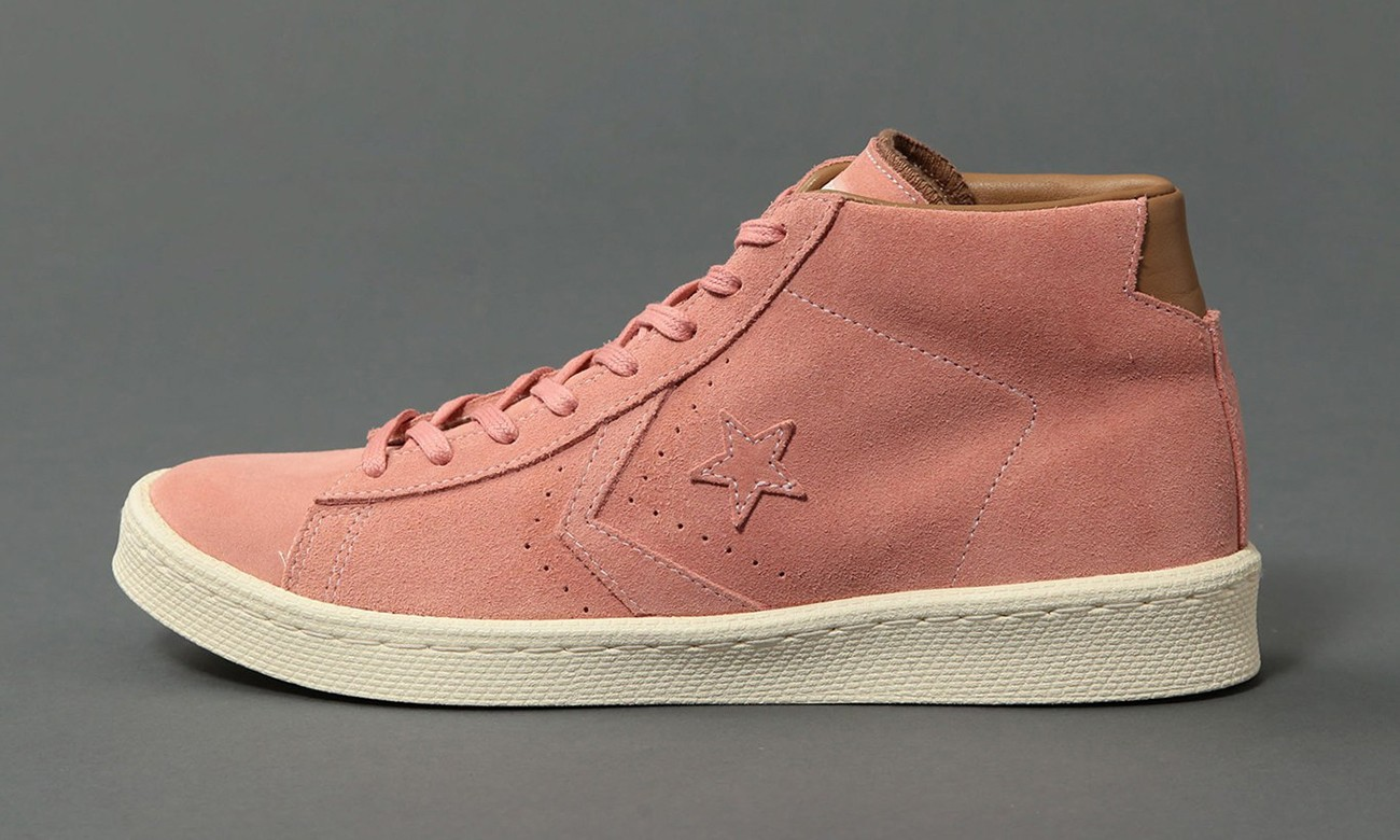 UNITED ARROWS & SONS x Converse 全新联名 Pro Leather
