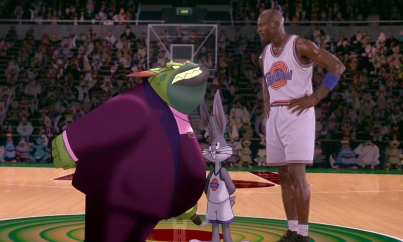 Michael Jordan 认为 Blake Griffin 是《空中大灌篮 2》的最佳人选