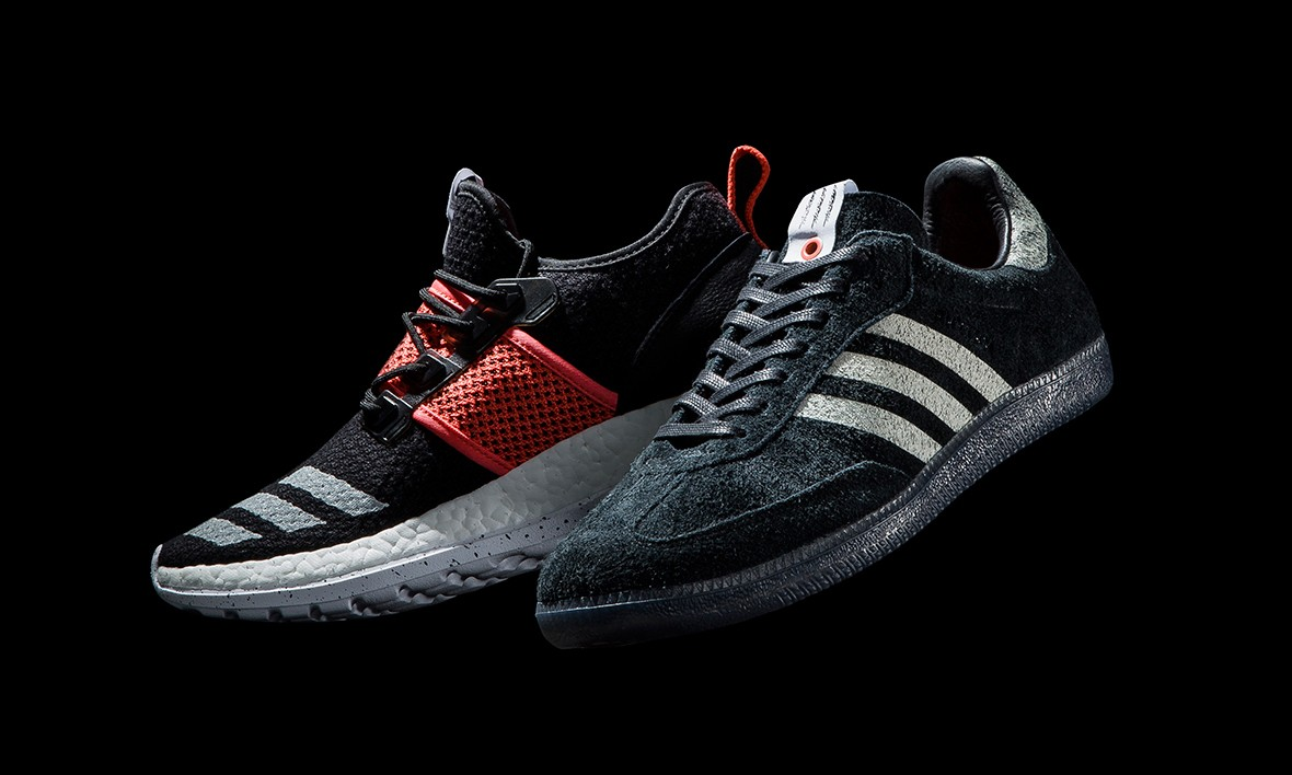 "街头名所 Livestock 与 adidas Consortium 打造全新 ""Rhythm"" 系列"