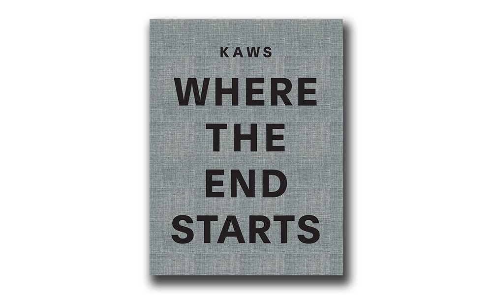 "KAWS 新书《WHERE THE END STARTS》发布,堪称 ""KAWS 大百科"""