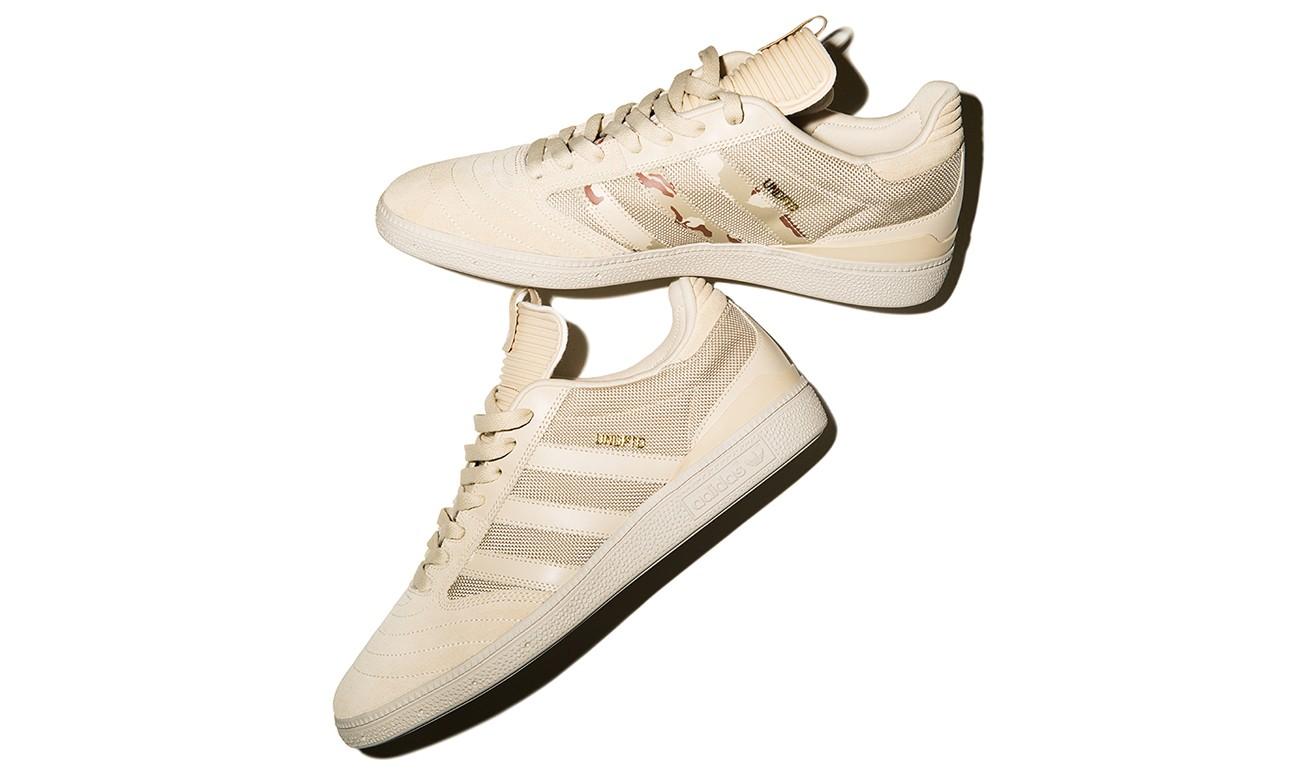 adidas Consortium x UNDEFEATED 全新联名 Busenitz 鞋款释出