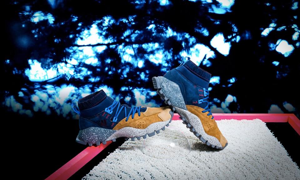 """World Tour"" 日本站,adidas Consortium 联手 mita sneakers 带来联名 SEEULATER 鞋款"