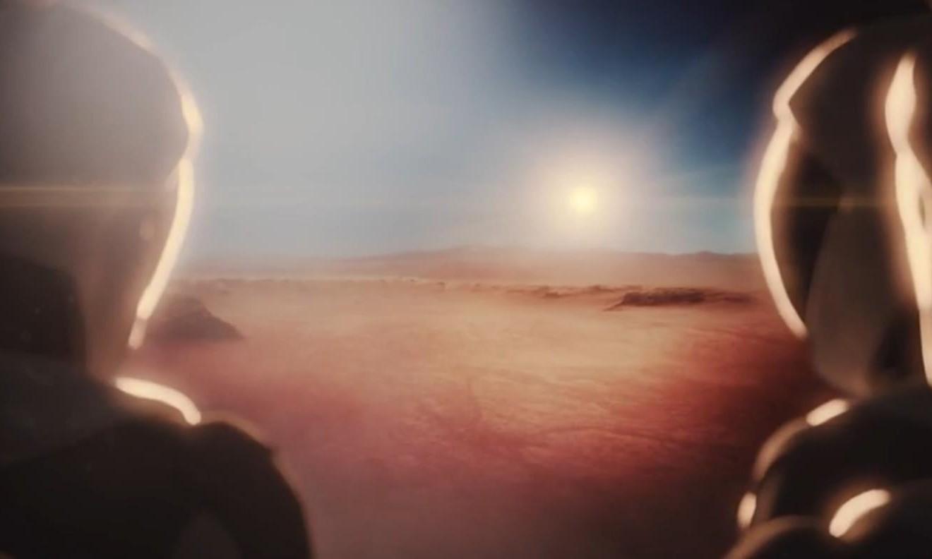 移民火星不再是梦想,SpaceX 星际运输系统概念视频公布