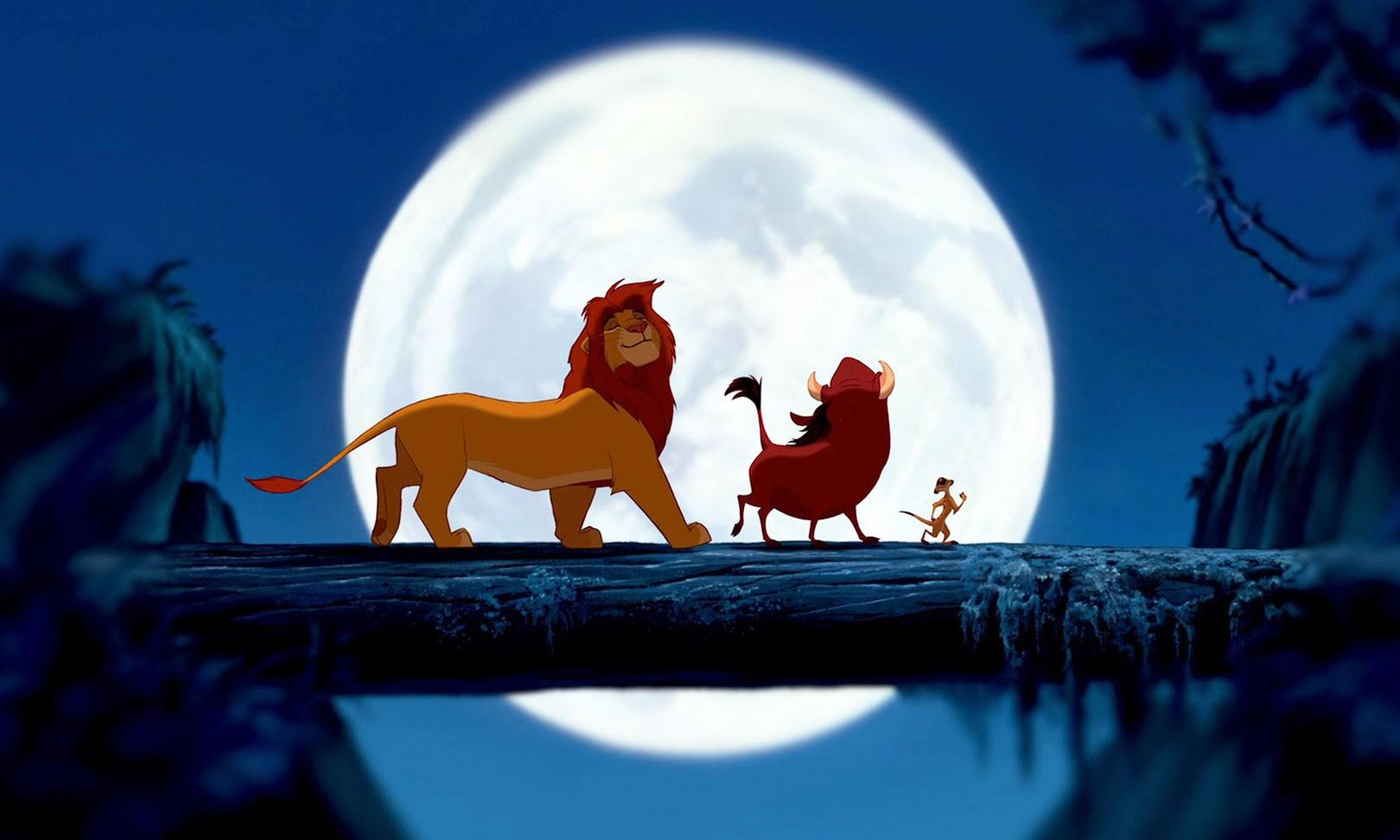 迪士尼即将重做经典动画《狮子王》