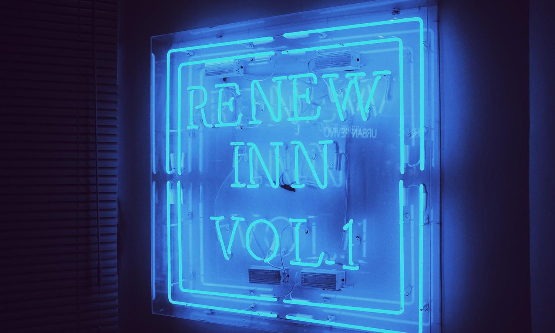 RENEW Inn. 的旅馆概念,大概会是你未见过的有趣体验