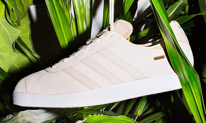 将 GORE-TEX 技术融入,adidas Consortium x Saint Alfred 联名 Gazelle 鞋款释出