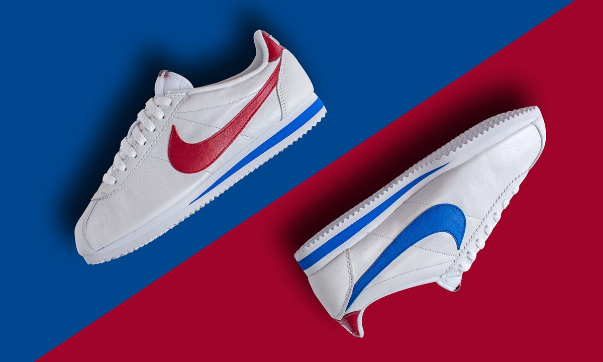 "经典的加持,Nike Classic Cortez Leather QS ""Nai Ke"" 发布"
