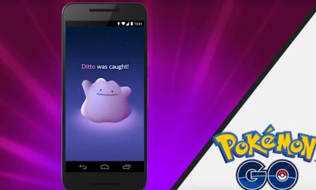 稀有百变怪登场!二代《Pokémon Go》将有更多小精灵等着你