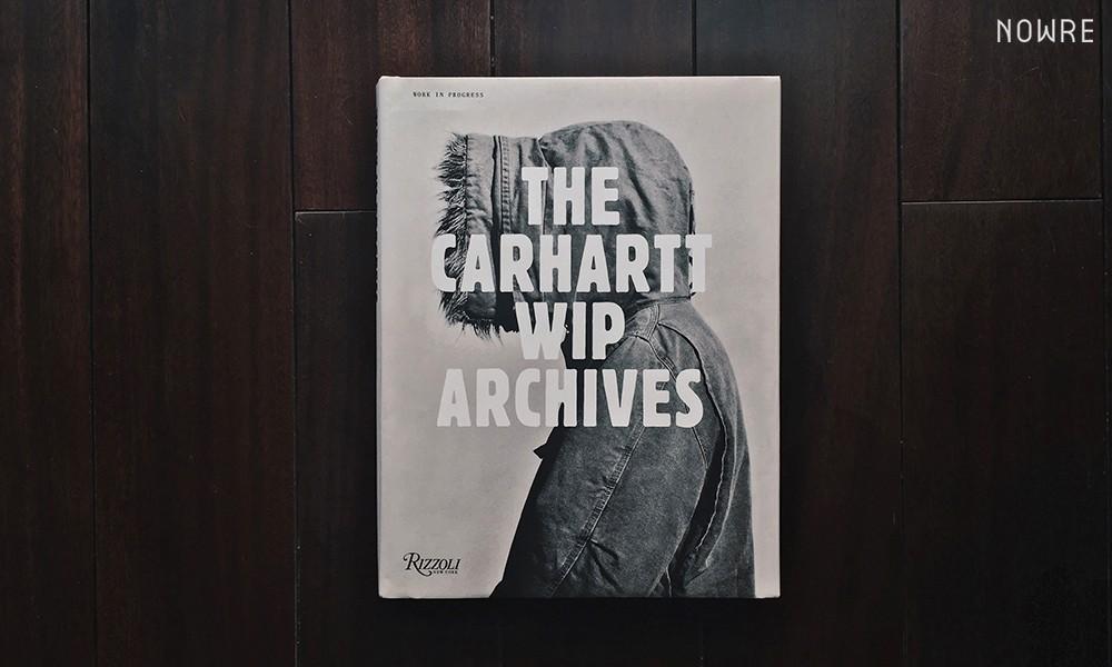 虽然这本 Carhartt WIP 天书是全英文,但你也得看完
