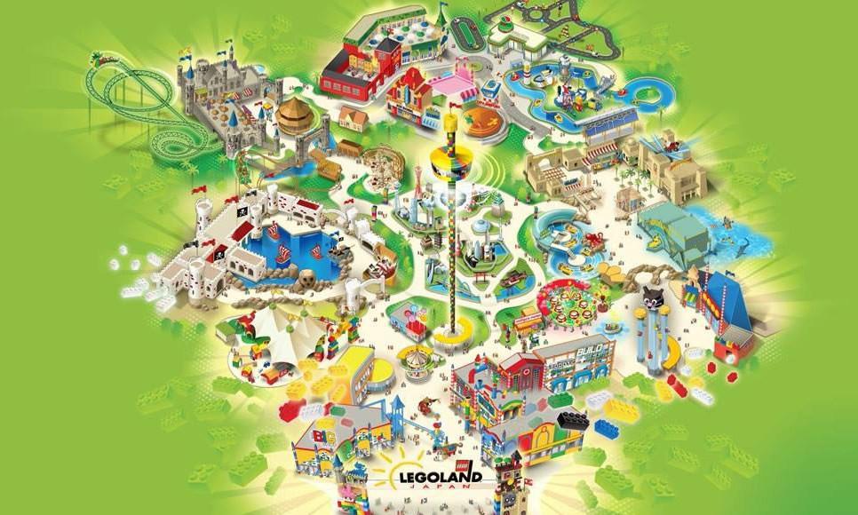 日本 LEGOLAND 即将迎来正式开业
