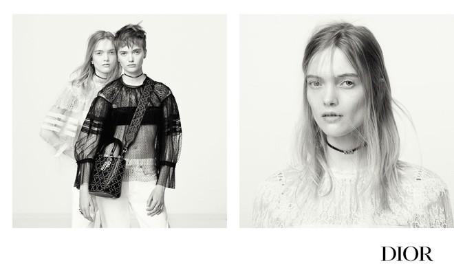 Maria Grazia Chiuri 入主 Dior 后发布最新广告主视觉