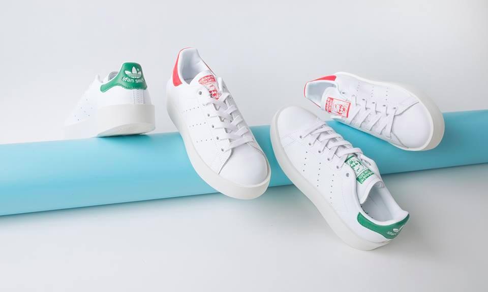 到底谁借鉴谁?adidas Originals 为 Stan Smith 加入厚底设计