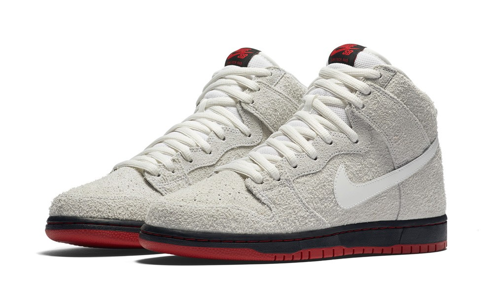 "滑板的疯羊,Nike Dunk High SB Pro ""BLACK SHEEP"" 国内发售"