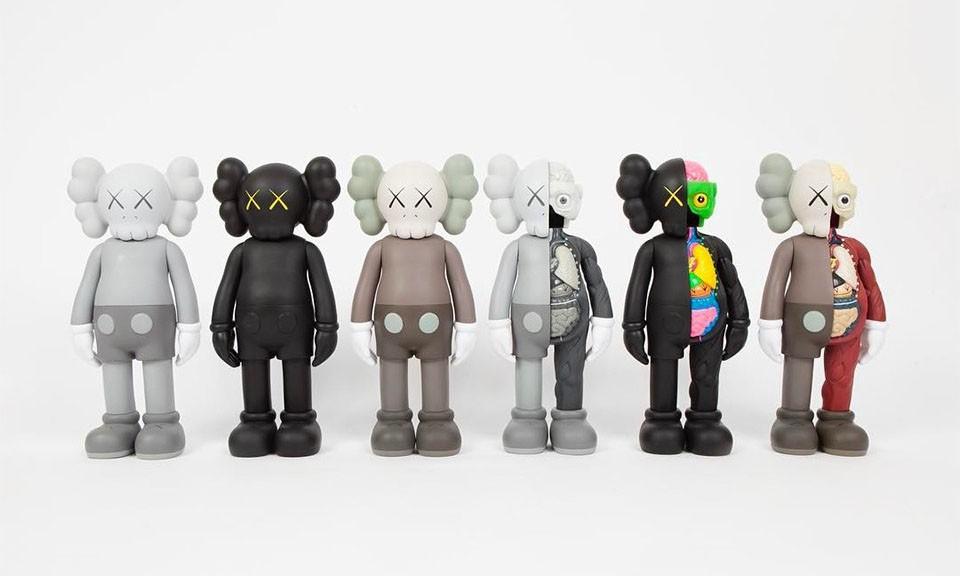 机不可失!KAWS Companion 玩偶在 Galerie Perrotin 再次发售