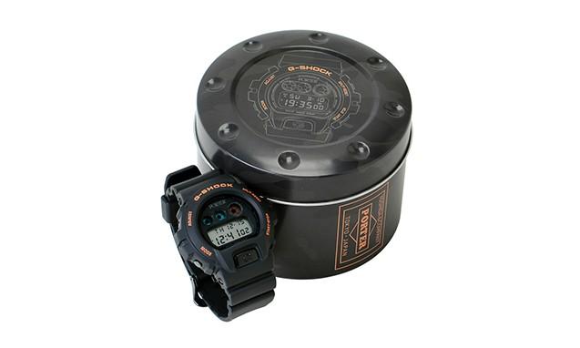 PORTER x G-SHOCK DW-6900 全新合作腕表