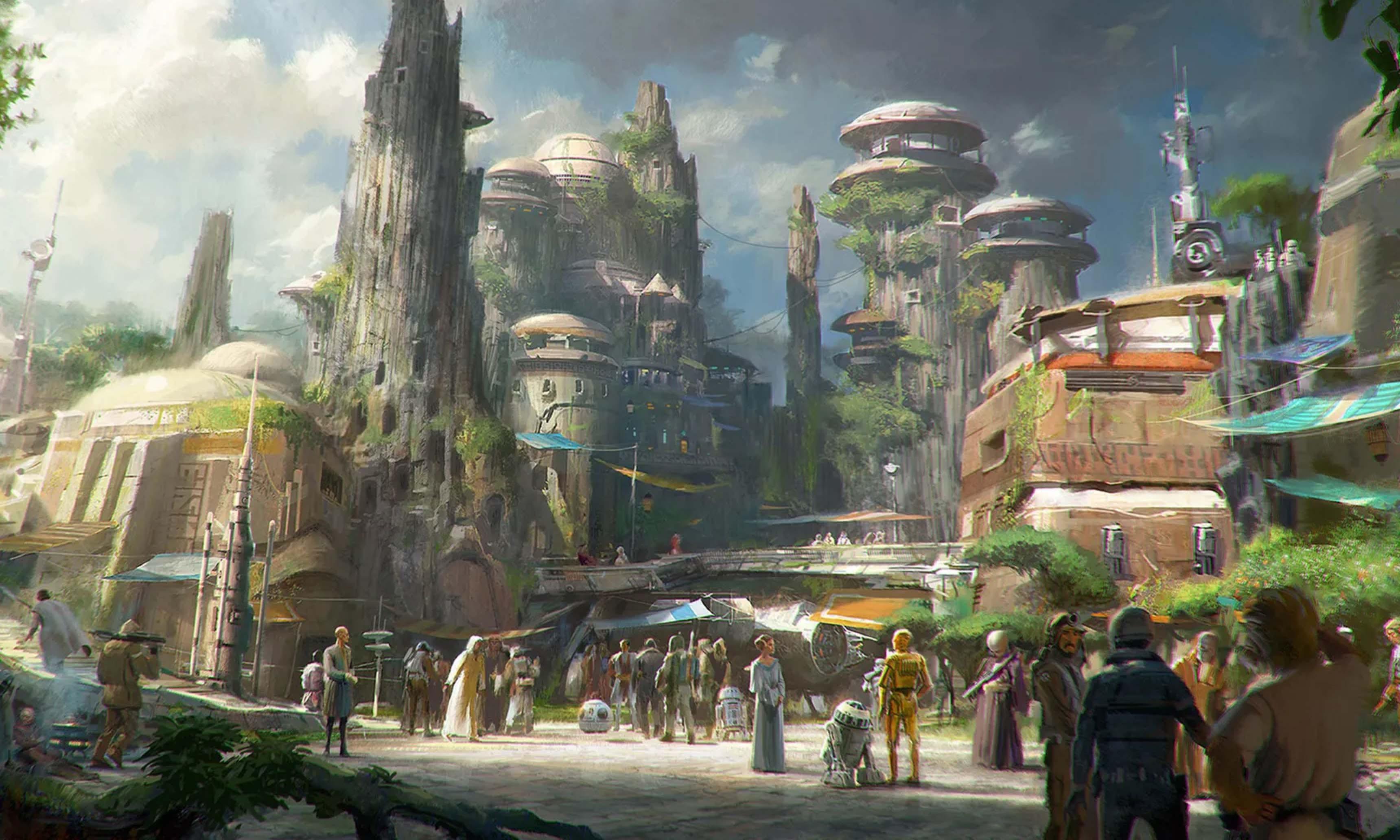 迪士尼宣布阿凡达主题公园今夏开幕,星战主题公园也在计划当中