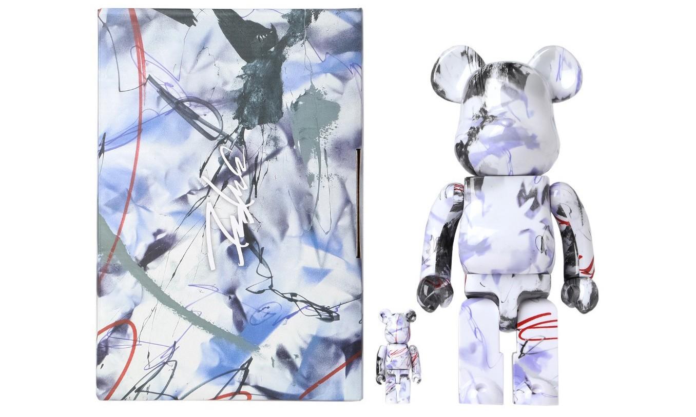 充满个人艺术风格,Futura x MEDICOM TOY 联名 BE@RBRICK 发布