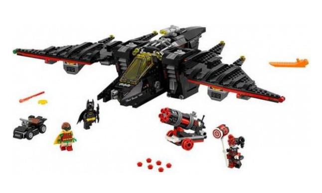 不光电影,《乐高蝙蝠侠大电影》的系列玩具也要推出了
