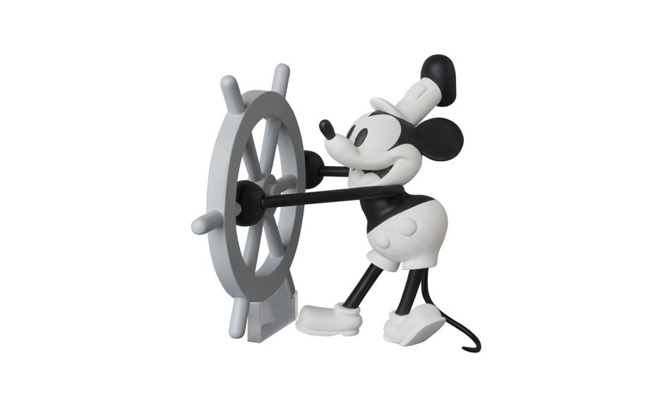 迪士尼忠粉的梦想,MEDICOM TOY 带来《汽船威利》原型玩偶