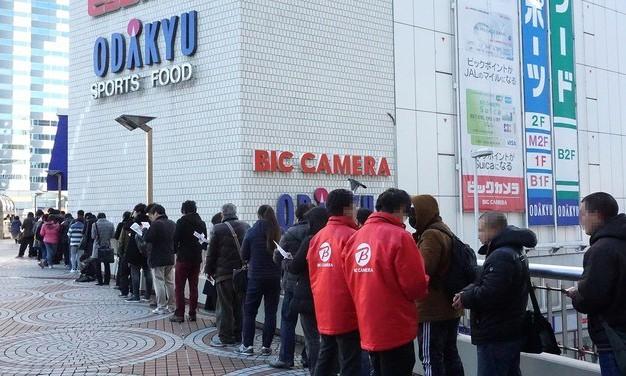 任天堂 Switch 正式发售,日本各大店铺瞬间售罄!