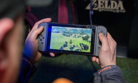 在未来,Switch 有可能还将可以看视频和安装非游戏软件