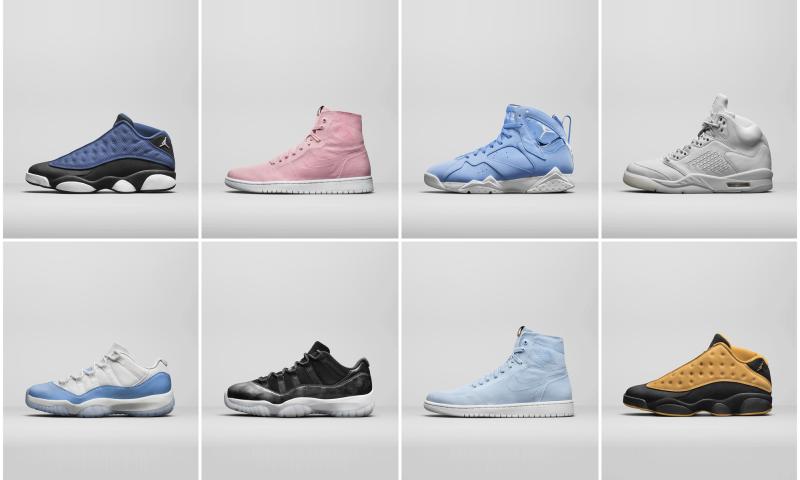 期待满载!Jordan Brand 2017 夏季发售鞋款详览