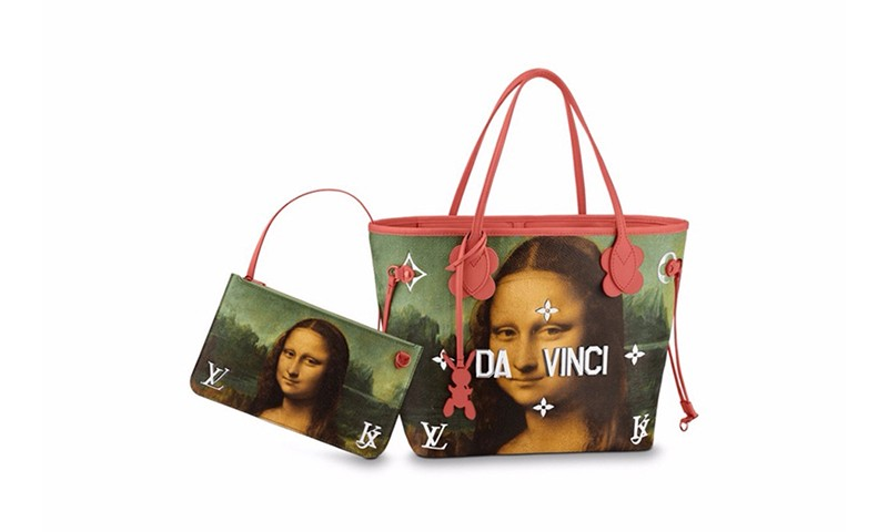 Jeff Koons x Louis Vuitton 全系列单品一览
