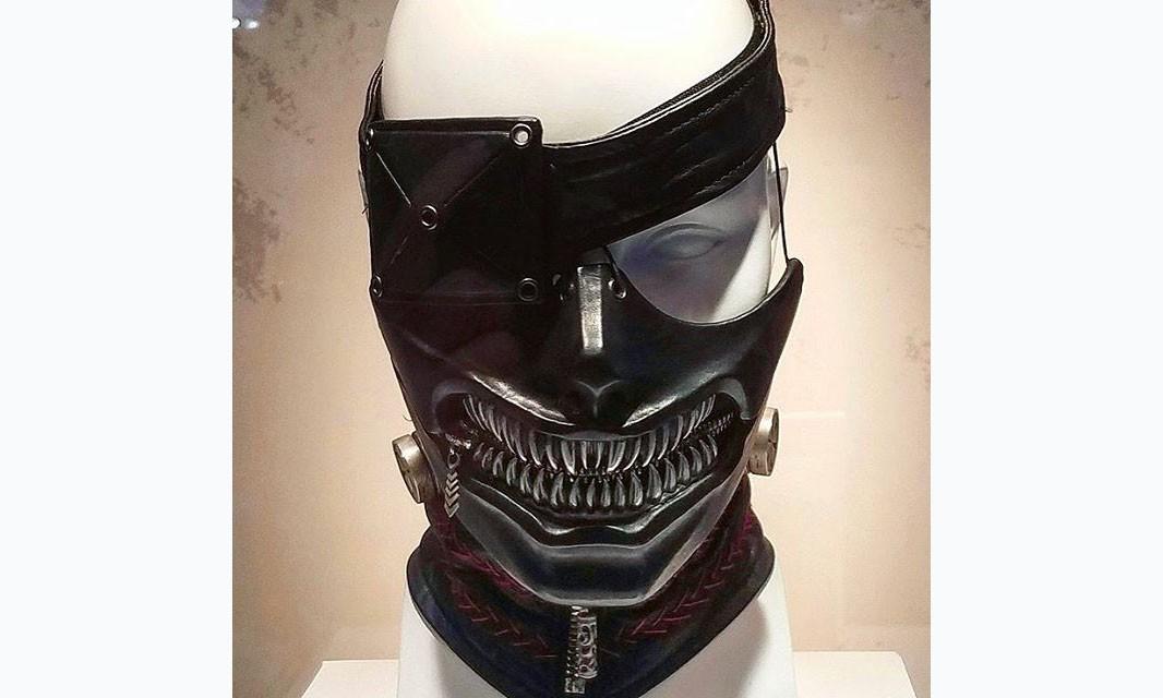 食尸鬼设计师,森川正德为电影《东京食尸鬼》设计服装