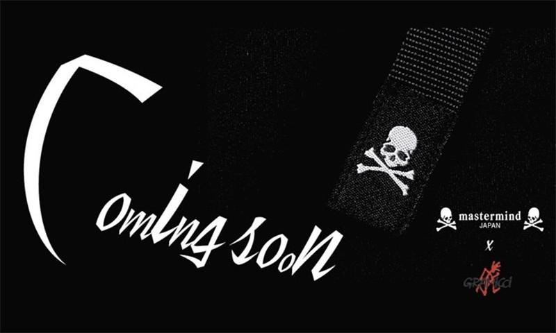mastermind JAPAN x GRAMICCI 联乘系列即将发售